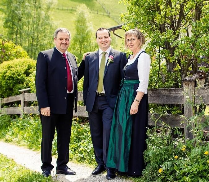 Luisa, Rudolf & Martin Rauchenbichler